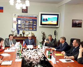 Представители Управления Росреестра по Санкт-Петербургу приняли участие во встрече с предпринимателями региона