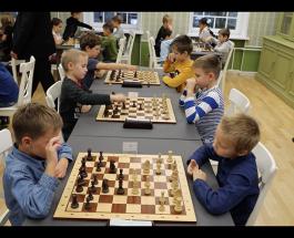 Шахматный турнир #МОЯГАВАНЬ ко Дню рождения Василеостровского района