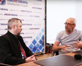 Гость Открытой студии #МОЯГАВАНЬ Дмитрий Солонников