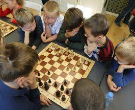 Шахматные турниры МО Гавань